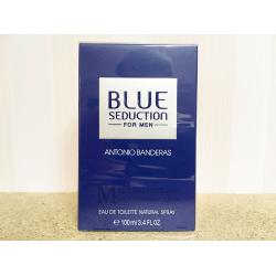 Antonio Banderas Blue Seduction For Men edt 30 ml m Туалетная Мужская