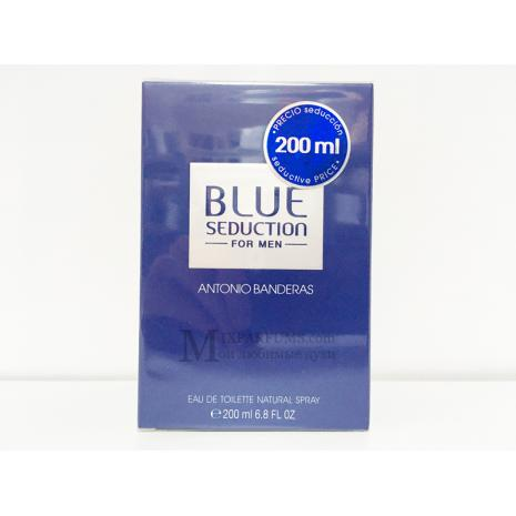 Antonio Banderas Blue Seduction For Men edt 200 ml m Туалетная Мужская