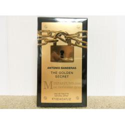Antonio Banderas The Golden Secret edt 100 ml m Туалетная Мужская