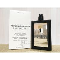 Antonio Banderas The Secret edt 100 ml m TESTER Туалетная Мужская – фото 1