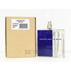 Armand Basi In Blue edt 100 ml m TESTER WITHOUT CAP Туалетная Мужская