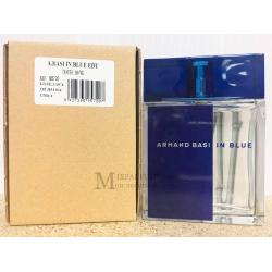 Armand Basi In Blue edt 100 ml m TESTER Туалетная Мужская