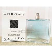 Azzaro Chrome edt 100 ml m TESTER Туалетная Мужская – фото 2
