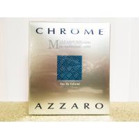 Azzaro Chrome edt 50 ml m Туалетная Мужская – фото 1