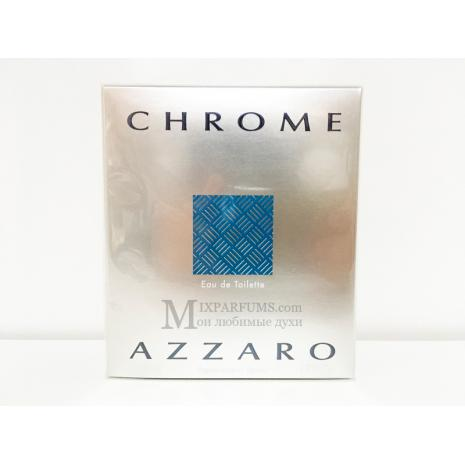 Azzaro Chrome edt 50 ml m Туалетная Мужская