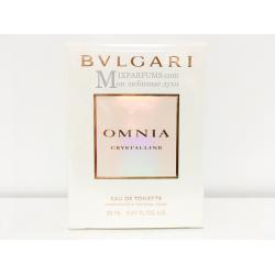 Bvlgari Omnia Crystalline edt 25 ml w Туалетная Женская