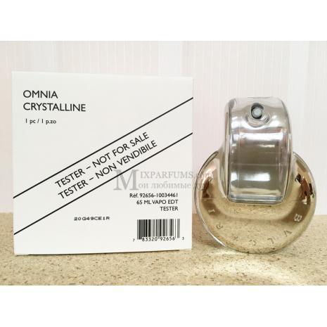 Bvlgari Omnia Crystalline edt 65 ml w TESTER Туалетная Женская