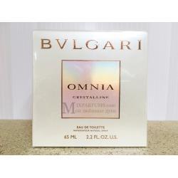 Bvlgari Omnia Crystalline edt 65 ml w Туалетная Женская