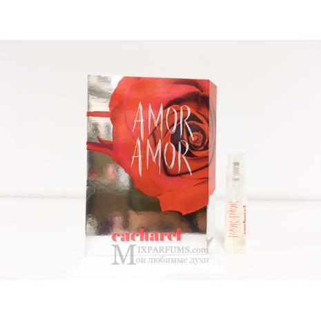 Cacharel Amor Amor edt 1.2 ml w Туалетная Женская