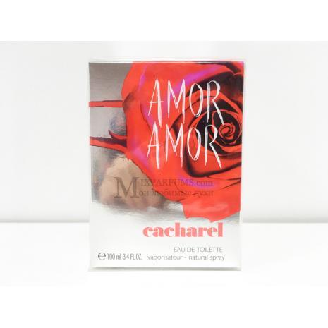 Cacharel Amor Amor edt 100 ml w Туалетная Женская