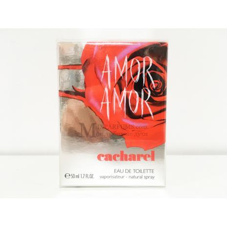 Cacharel Amor Amor edt 50 ml w Туалетная Женская