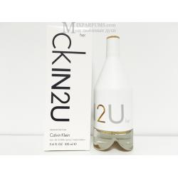 Calvin Klein CK IN2U For Her edt 100 ml w TESTER Туалетная Женская