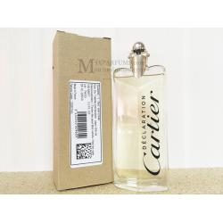 Cartier Declaration edt 100 ml m TESTER Туалетная Мужская
