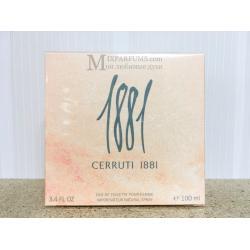 Cerruti 1881 edt 100 ml w Туалетная Женская
