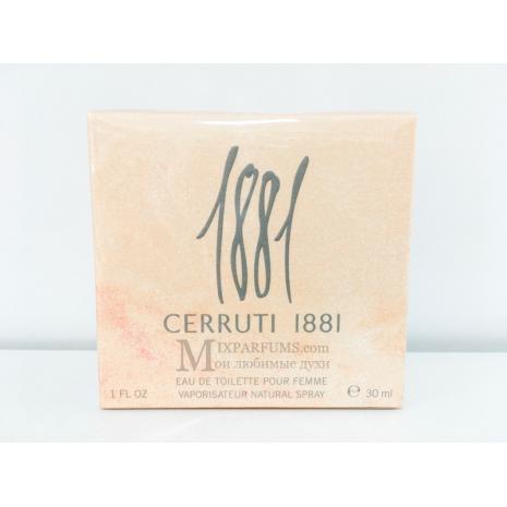 Cerruti 1881 edt 30 ml w Туалетная Женская