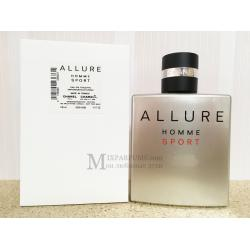 Chanel Allure Homme Sport edt 100 ml m TESTER Туалетная Мужская