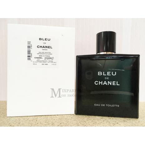 Chanel Bleu De Chanel edt 100 ml m TESTER Туалетная Мужская