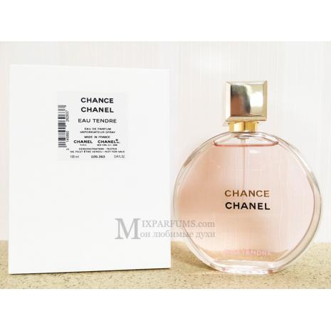 Chanel Chance Eau Tendre Eau De Parfum edp 100 ml w TESTER Парфюмированная Женская
