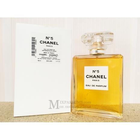 Chanel Chanel No 5 Eau De Parfum edp 100 ml w TESTER Парфюмированная Женская