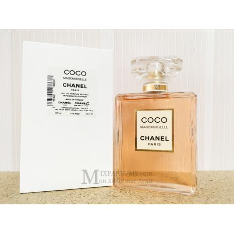 Chanel Coco Mademoiselle Intense edp 100 ml w TESTER Парфюмированная Женская
