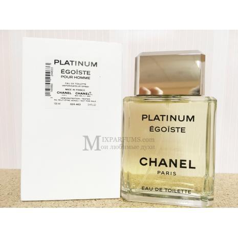 Chanel Egoiste Platinum edt 100 ml m TESTER Туалетная Мужская