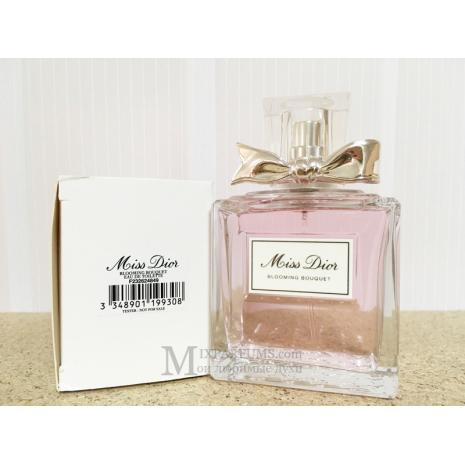 Christian Dior Miss Dior Blooming Bouquet edt 100 ml w TESTER Туалетная Женская