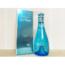 Davidoff Cool Water Woman edt 100 ml w Туалетная Женская