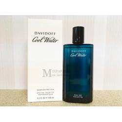Davidoff Cool Water edt 125 ml m TESTER Туалетная Мужская