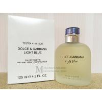 Dolce Gabbana Light Blue Pour Homme edt 125 ml m TESTER Туалетная Мужская – фото 1