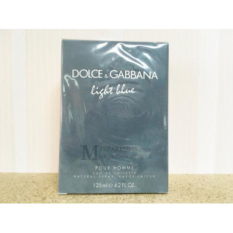 Dolce Gabbana Light Blue Pour Homme edt 125 ml m Туалетная Мужская