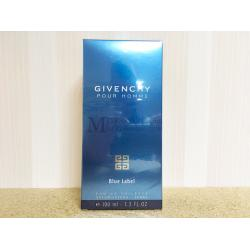 Givenchy Givenchy Pour Homme Blue Label edt 100 ml m Туалетная Мужская