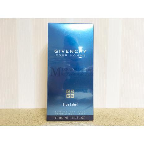Givenchy Givenchy Pour Homme Blue Label edt 100 ml m Туалетная Мужская