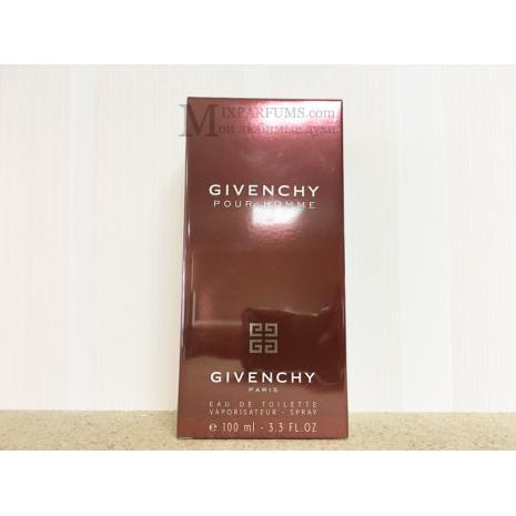 Givenchy Givenchy Pour Homme edt 100 ml m Туалетная Мужская
