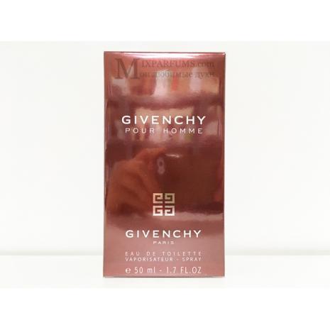 Givenchy Givenchy Pour Homme edt 50 ml m Туалетная Мужская