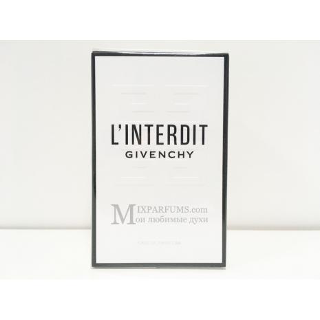 Givenchy L Interdit Eau De Parfum edp 80 ml w Парфюмированная Женская