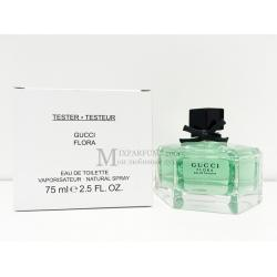 Gucci Flora By Gucci Eau De Toilette edt 75 ml w TESTER Туалетная Женская
