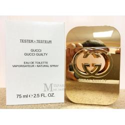 Gucci Gucci Guilty edt 75 ml w TESTER Туалетная Женская