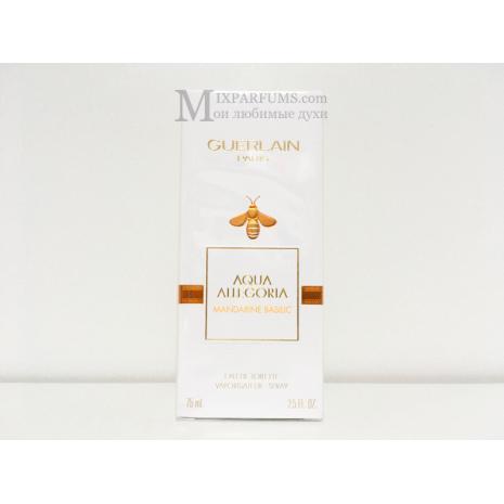 Guerlain Aqua Allegoria Mandarine Basilic edt 75 ml w Туалетная Женская
