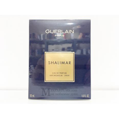 Guerlain Shalimar Eau De Parfum edp 50 ml w Парфюмированная Женская