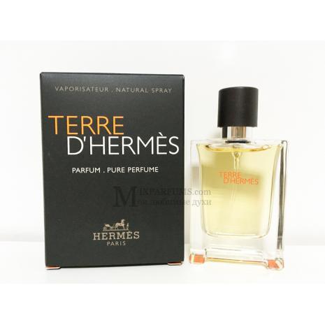 Hermes Terre D Hermes Parfum edp 12.5 ml m Парфюмированная Мужская