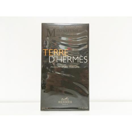 Hermes Terre D Hermes Parfum edp 200 ml m Парфюмированная Мужская