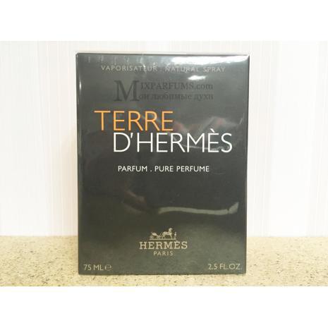 Hermes Terre D Hermes Parfum edp 75 ml m Парфюмированная Мужская