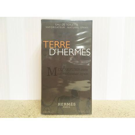 Hermes Terre D Hermes edt 100 ml m Туалетная Мужская