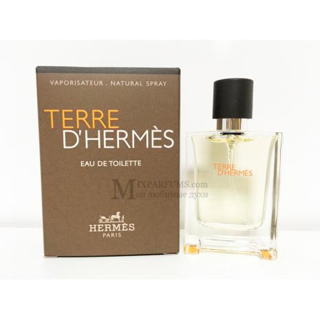 Hermes Terre D Hermes edt 12.5 ml m Туалетная Мужская