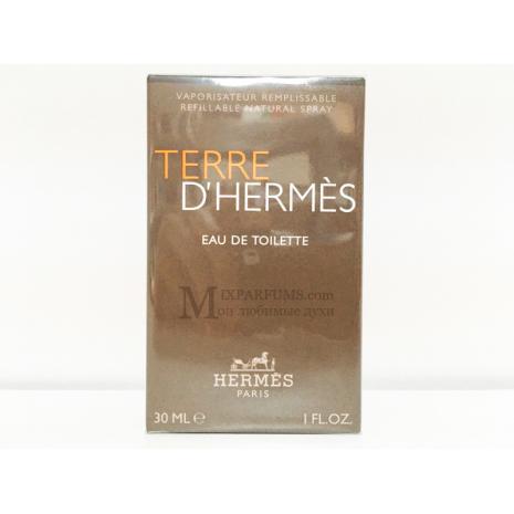 Hermes Terre D Hermes edt 30 ml m Туалетная Мужская
