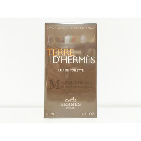 Hermes Terre D Hermes edt 50 ml m Туалетная Мужская