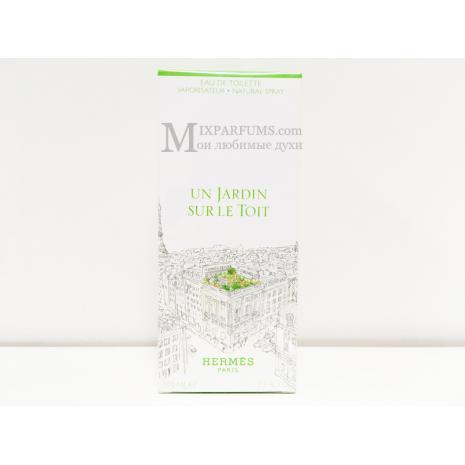 Hermes Un Jardin Sur Le Toit edt 50 ml u Туалетная Унисекс