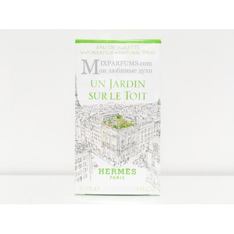 Hermes Un Jardin Sur Le Toit edt 30 ml u Туалетная Унисекс