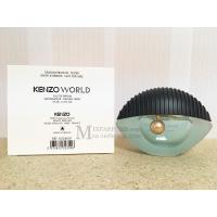 Kenzo Kenzo World edp 75 ml w TESTER Парфюмированная Женская – фото 0