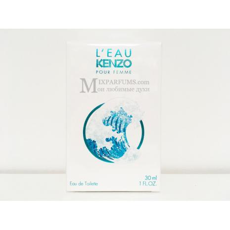 Kenzo L Eau Kenzo Pour Femme edt 30 ml w Туалетная Женская